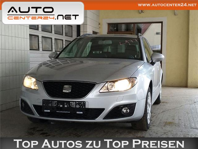 SEAT: Exeo ST Reference 2,0 TDI CR-Top Autos zu Top Preisen